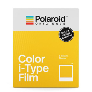 Polaroid Color Film I-Type [Pack Of 8]