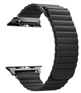 Promate Fiber Strap For 38Mm Apple Watch Black