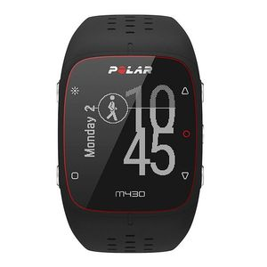 Polar M430 sport watch Black 128 x 128 pixels Bluetooth