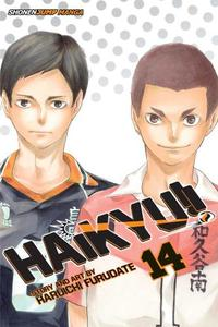 Haikyu Vol 14