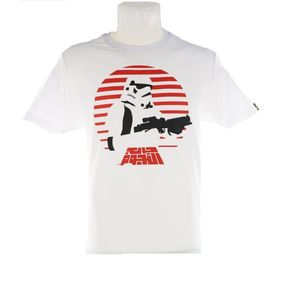STORM TROOPER 2 Men s T Shirt White