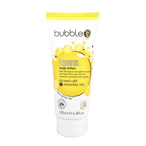 Bubble T Body Lotion Lemongrass & Green Tea