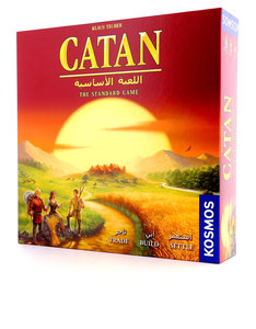 Catan Board Game [Base Game]