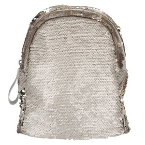 Top Model Backpack Sequins Gold