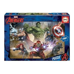 1000 The Avengers Puzzle
