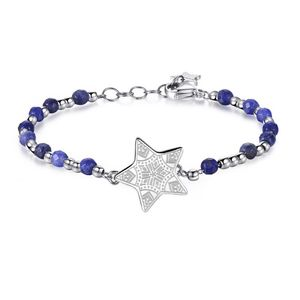 Chakra With Stainless Steel Star