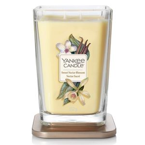 Yankee Candle Elevation Vessel Candle Sweet Nectar Blossom L
