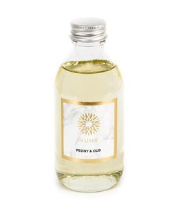 Scented Reed Diffuser Refill Peony & Oud