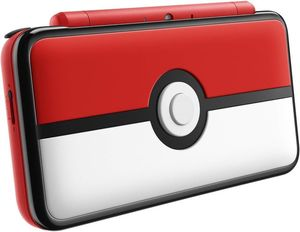 New Nintendo 2Dsxl Poke Ball Edition