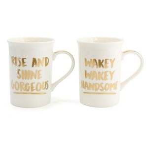 Gorg Handsome Mugs 2 Set