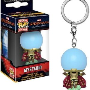 Pop Keychain Spiderman Far From Home Mysterio
