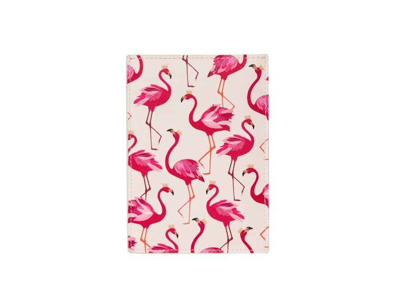 Sara Miller Flamingo Travel Set