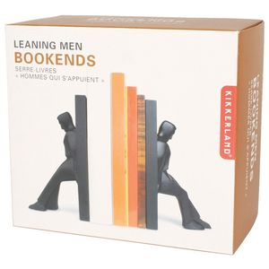 Bookends Leaning Men Set Of 2