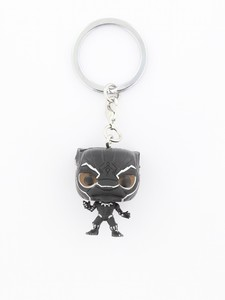 Funko Pop Black Panther Vinyl Keychain