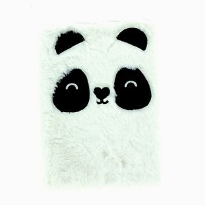 Blueprint Happy Zoo Just Hangin' Plush Notebook Panda