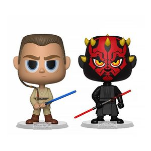 Vynl Star Wars Darth Maul & Obi Wan Tpm