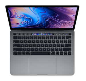 Macbook Pro 13-Inch With Touch Bar Space Grey 2