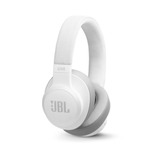 JBL Live 500BT mobile headset Binaural Head-band White
