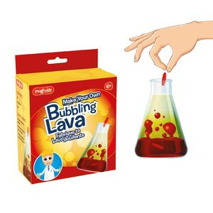 Bubbling lava experiment kit
