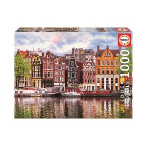 1000 Dancing Houses Amsterdam Puzzle