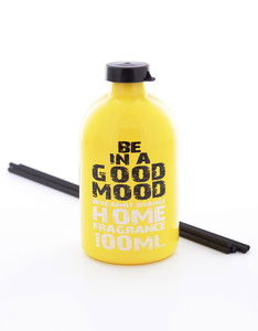 Big Reed Good Mood Bergamot Yellow 100ml