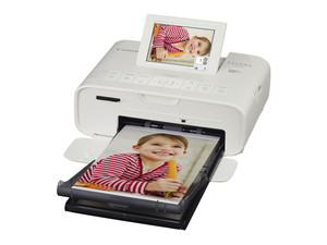 "Canon Selphy Cp1300 Dye-Sublimation 300 X 300Dpi 4"" X 6"" (10X15 Cm) Wi-Fi Photo Printer"