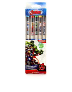 Avenger Smencils Pack Of 5  Ma2005