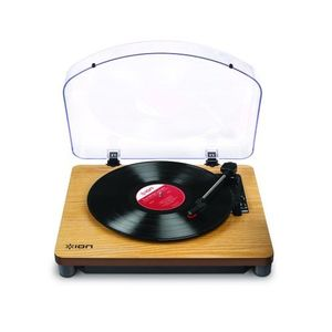 ION Classic LP Wood Turntable