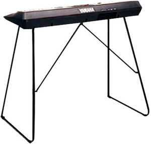 Yamaha L-2C Keyboard Black Musical Instrument Stand/Mount