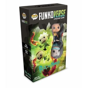 Pop Funkoverse Rick and Morty 100 Base Set