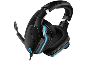 Logitech G G635 Headset Head-Band Black,Blue
