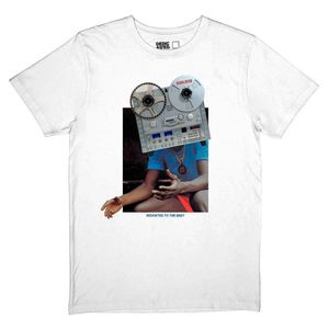 T-Shirt Stockhol Tape Head