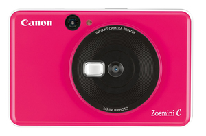 Canon Zoemini C Bubble Gum Pink Instant Camera Printer