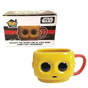 Pop! Home Star Wars C 3Po Mug