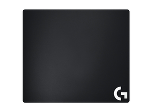 Logitech G G640 Black,Blue Gaming Mouse Pad