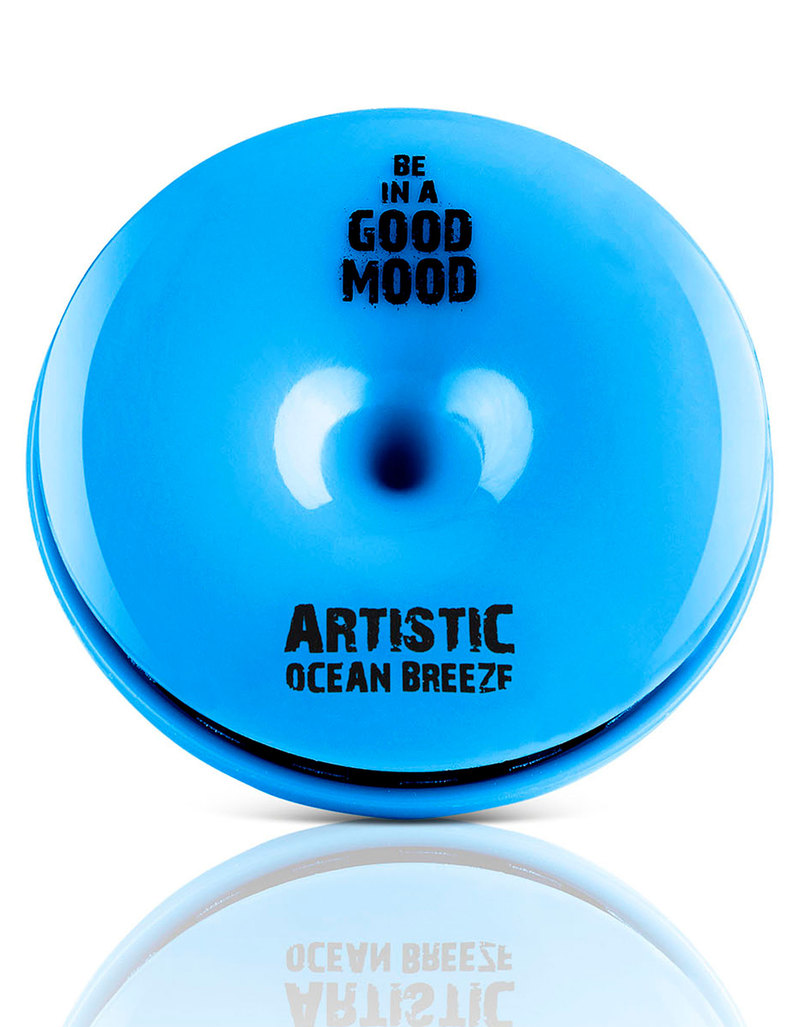 Good Mood Artistic Ocean Breeze Car Fragrance 0.52 Oz.