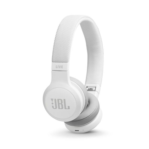 JBL Live 400BT mobile headset Binaural Head-band White