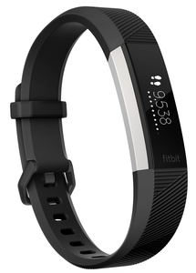 Fitbit Alta HR Black Heart Rate + Fitness Wristband [Small]