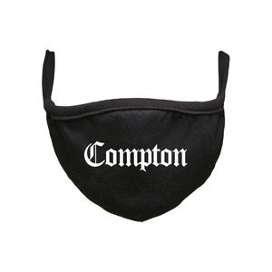 Compton Face Mask Black