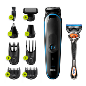 Braun Mgk5280 Beard Trimmer Black