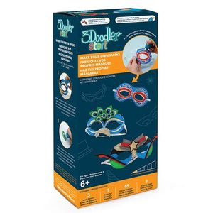 3Doodler Start Make Your Own Masks Doodlemould Kit