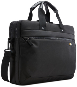 Case Logic Bryker notebook case 40.6 cm (16 Inch) Messenger case Black