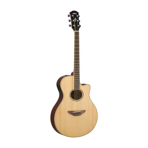 Yamaha APX600 Electric-Acoustic Guitar Natural