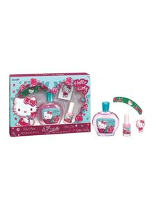 Hello Kitty Set Edt100Ml Nail Polish File 9717
