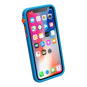 Catalyst Impact Protection Case Blueridge/Sunset for iPhone X