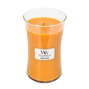 Woodwick Sparkling Orange Large Candle