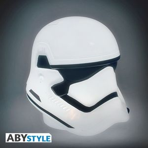 Star wars lampe trooper first order
