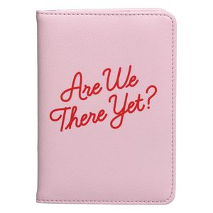 Yes Studio Are We There Yet Passport Cover