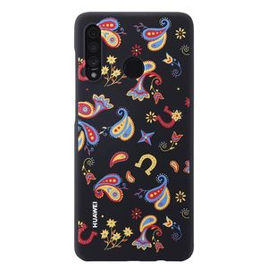 Huawei Protective Case For P30 Lite Floral Black 51993047