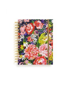 17 Month Medium Planner Flower Shop